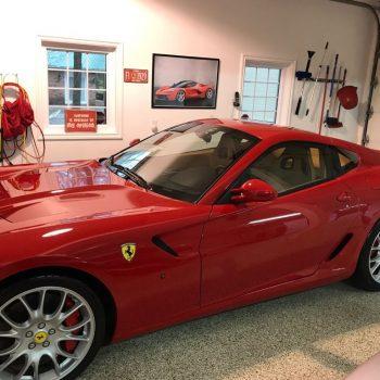 Ferrari Car Detaling Vaughan