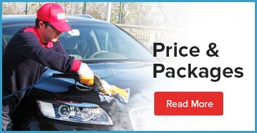 Car Detailing pricing