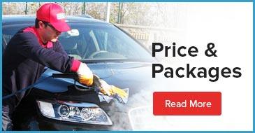 Car Detailing pricing